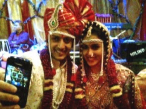 Ritesh Deshmukh & Genelia Dsouza WEDDING photos