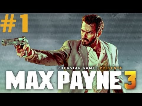 Max Payne 3 - Walkthrough - Part 1 - HOT BLONDE BIMBO