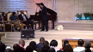 Mike Murdock @ Dominion Conference 2014 - Three most important things in your life