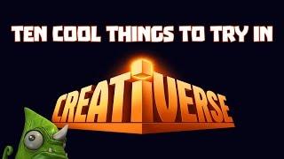 getlinkyoutube.com-10 Cool Things to Try in Creativerse