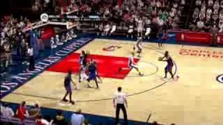 getlinkyoutube.com-NBA 09 Pick and Roll Controls