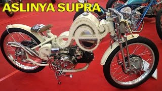 getlinkyoutube.com-Sadis!! Modifikasi Supra X 125 Berubah Drastis (Kontes Motor Modifikasi Indonesia)