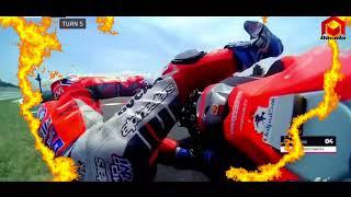Motogp, GP Catalunya 2018. Vince Jorge Lorenzo, 2° Marc Marquez, 3° Valentino Rossi