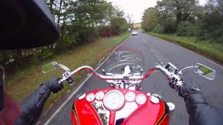 boss hoss uk v8 8200cc short ride