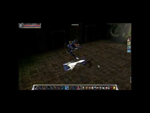 Cabal Force Blader Skills HD