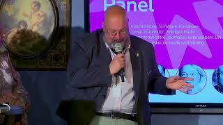 Media i en brytningstid - Patrik Oksanen, politisk redaktör, Hudiksvall tidning
