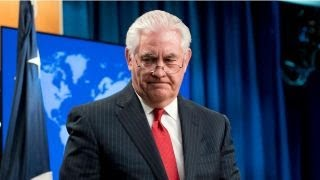 Why did Trump fire Tillerson?