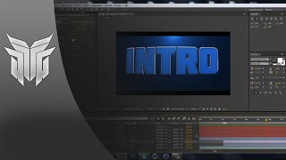 getlinkyoutube.com-Tutorial: Einfaches Intro erstellen - After Effects [PART 2]