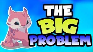 getlinkyoutube.com-The BIG Problem with Lynxes [Animal Jam]