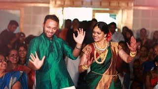 getlinkyoutube.com-Kerala Hindu Wedding 2016 Rithesh + kalyani