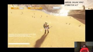 getlinkyoutube.com-Unreal Engine MMO Starter Kit
