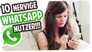 getlinkyoutube.com-10 Arten von nervigen Whatsapp-Usern!