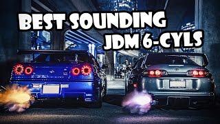 getlinkyoutube.com-10 Best Sounding JDM 6 Cylinder Engines