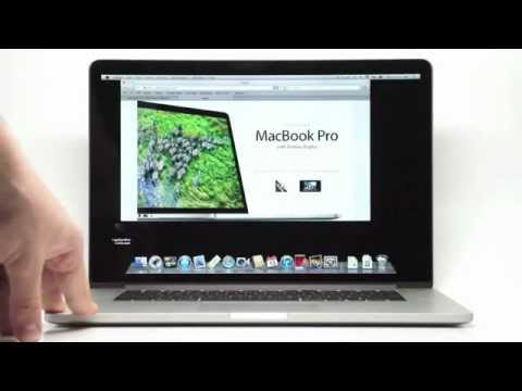 Macbook pro still leading laptop Review 2013