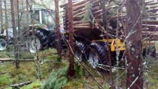 getlinkyoutube.com-Valmet 6200 Moheda 120 4WD