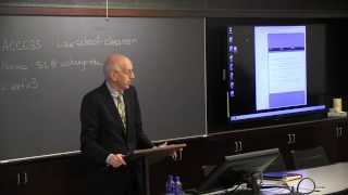 Richard Posner, Empirical Legal Studies Conference keynote