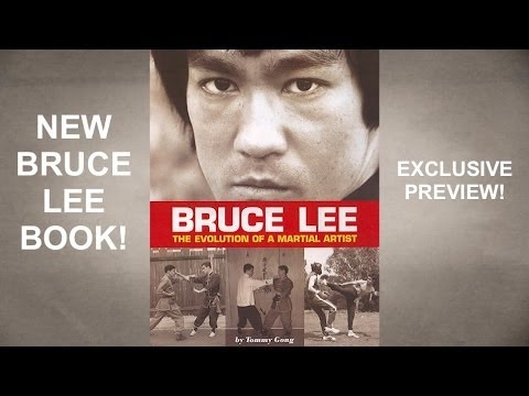 Bruce Lee: The Evolution of a Martial Artist -- New Biography Author Speaks to Black Belt Magazine!