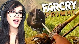 getlinkyoutube.com-SAVAGE ANIMALS | Far Cry Primal Gameplay!