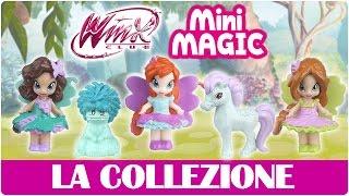 Winx Club - Scopriamo insieme le Winx Mini Magic!