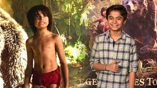 getlinkyoutube.com-UNCUT: The Jungle Book 2016 Hindi Trailer Launch | Neel Sethi As Mowgli