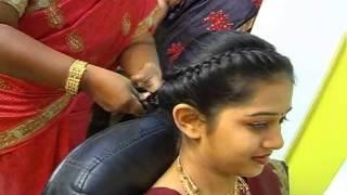 getlinkyoutube.com-LONGEST HAIR BRAID