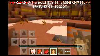 getlinkyoutube.com-Minecraft pe v0.13.0 build 3 mod comidainfinita