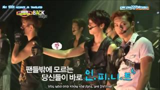 [eng] 130727 Infinite Show Champion Backstage