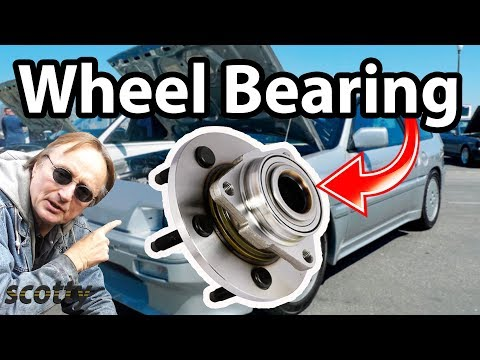 How to Replace a Front Wheel Bearing in Your Car