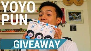 Yoyo Pun Competition Giveaway