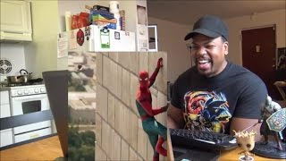 SPIDER-MAN HOMECOMING Official Trailer #2 Teaser - REACTION!!!