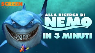 ALLA RICERCA DI NEMO IN 3 MINUTI | #ScreenAddicted
