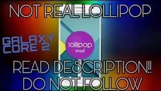 getlinkyoutube.com-Samsung Galaxy Core 2(G355H ONLY)lollipop mod-installation guide/tutorial!