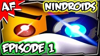 Lego Ninjago Rebooted Episode 1: A NEW ENEMY - Rise of Nindroids Series