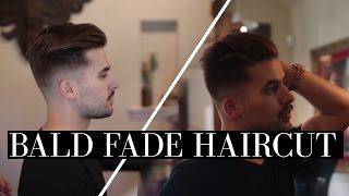 getlinkyoutube.com-Bald Fade Haircut | Classic Bald Fade Haircut and Style | MY NEW HAIRCUT
