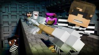 getlinkyoutube.com-Minecraft Mini-Game: COPS N ROBBERS! (MAX'S MELTDOWN!) /w Facecam