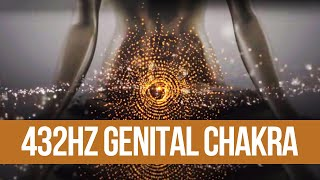 getlinkyoutube.com-432Hz Genital Chakra vibrational Balancing + Binaural