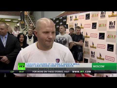 Fedor Emelianenko: Only God's will can make me come back