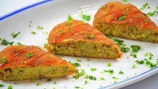 getlinkyoutube.com-Crochete de cartofi cu carne tocata - JamilaCuisine