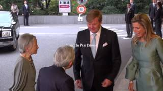 getlinkyoutube.com-Concert for Japanese Emperor and Empress offered by King Willem-Alexander and Queen Maxima