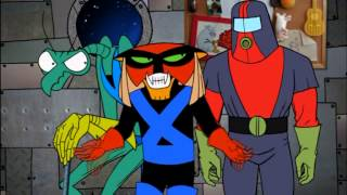 getlinkyoutube.com-Brak and Zorak meet Moltar
