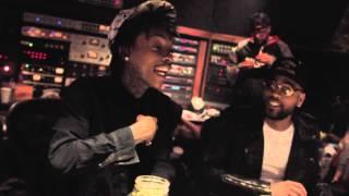 Wiz Khalifa - DayToday (In Studio w/ Taylor Gang) (Part 3)
