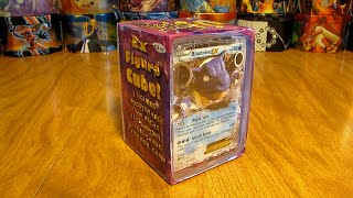 getlinkyoutube.com-Pokemon Blastoise EX Figure Cube Opening