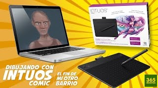 getlinkyoutube.com-WACOM INTUOS COMIC - CLIP STUDIO PAINT - TUTORIAL - VIDEO FINAL MI OTRO BARRIO