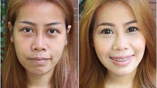 getlinkyoutube.com-(Make up tutorial)แต่งหน้าไม่จัดจ้าน แต่จัดการผิวป่วย