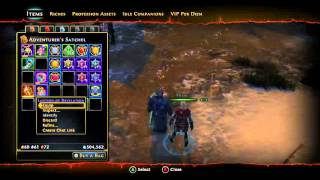 Neverwinter: how to refine Artifacts to max fast and easy