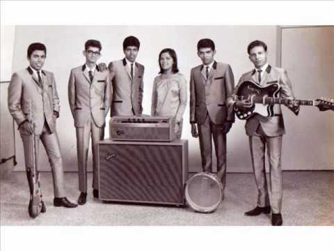 ROZIAH LATIFF & THE JAYHAWKERS - 