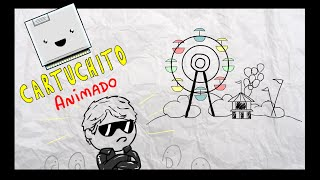 getlinkyoutube.com-Cartuchito Animado - #10 - PARQUE DE DIVERSÕES!!