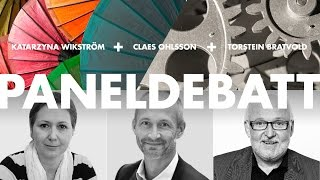 Västerbotten på Grand Hôtel 2016 - Panelsamtal om inkludering