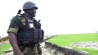 Lutte contre Boko Haram : au Cameroun, une tranchée contre les kamikazes