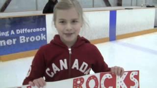 getlinkyoutube.com-Silver Blades Skating Club rally for Kaetlyn Osmond and Team Canada